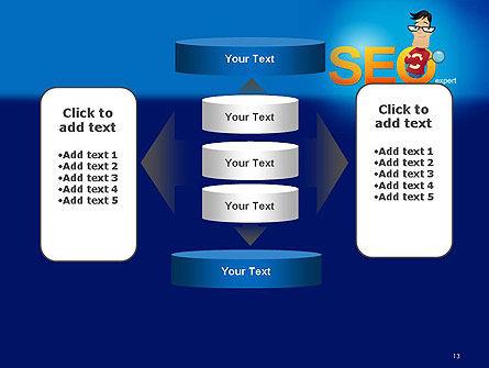 SEO Expert PowerPoint Template Slide 13