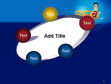SEO Expert PowerPoint Template Slide 14