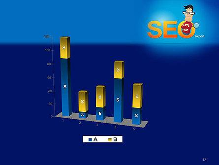 SEO Expert PowerPoint Template Slide 17