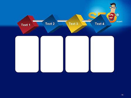 SEO Expert PowerPoint Template Slide 18