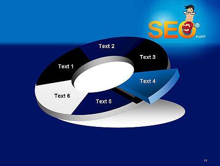 SEO Expert PowerPoint Template Slide 19