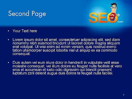 SEO Expert PowerPoint Template Slide 2