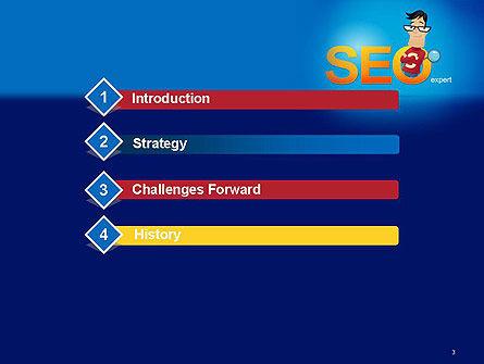 SEO Expert PowerPoint Template Slide 3