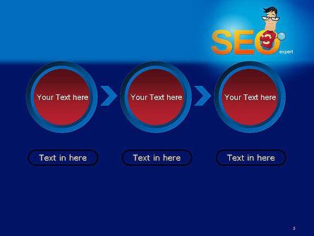 SEO Expert PowerPoint Template Slide 5
