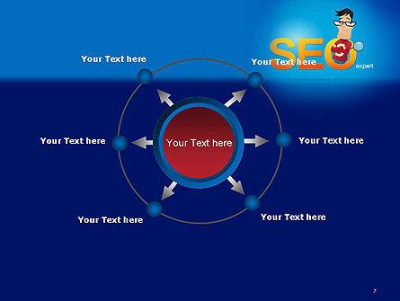 SEO Expert PowerPoint Template Slide 7