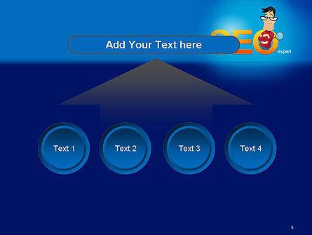 SEO Expert PowerPoint Template Slide 8