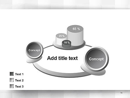 Neutral Gray PowerPoint Template Slide 16