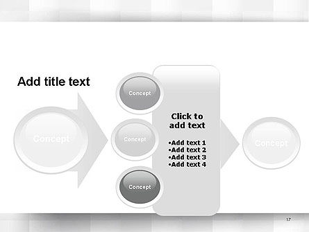 Neutral Gray PowerPoint Template Slide 17