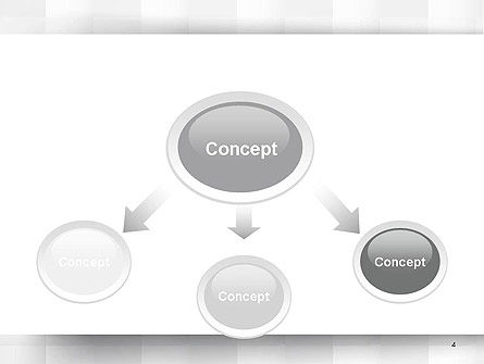 Neutral Gray PowerPoint Template Slide 4