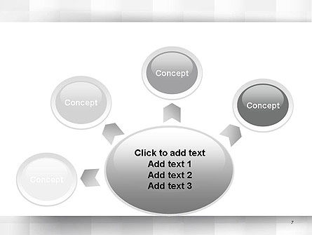 Neutral Gray PowerPoint Template Slide 7