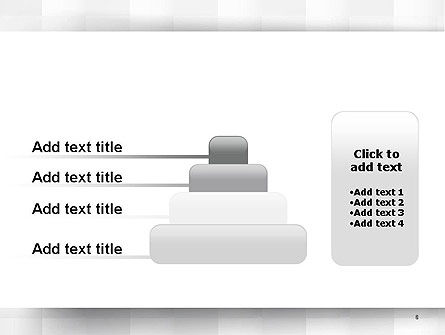 Neutral Gray PowerPoint Template Slide 8