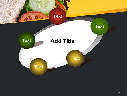 Healthy Snack PowerPoint Template Slide 14