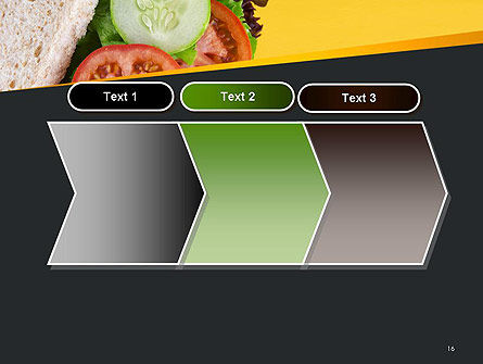 Healthy Snack PowerPoint Template Slide 16