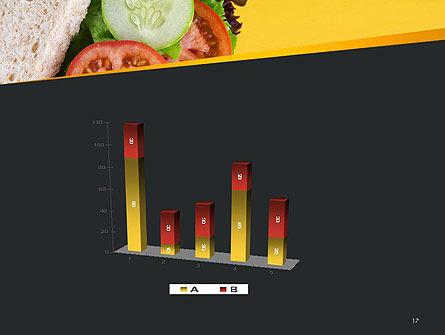 Healthy Snack PowerPoint Template Slide 17