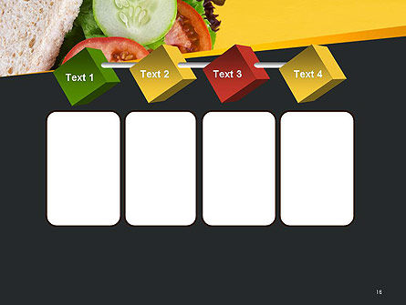 Healthy Snack PowerPoint Template Slide 18