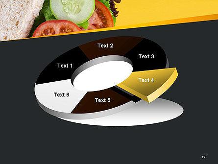Healthy Snack PowerPoint Template Slide 19