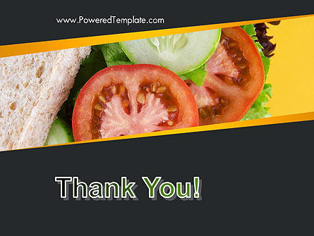 Healthy Snack PowerPoint Template Slide 20