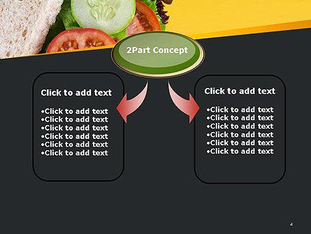 Healthy Snack PowerPoint Template Slide 4