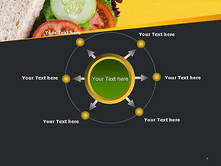 Healthy Snack PowerPoint Template Slide 7