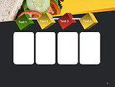 Healthy Snack PowerPoint Template#18