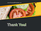 Healthy Snack PowerPoint Template#20