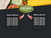 Healthy Snack PowerPoint Template#4