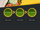 Healthy Snack PowerPoint Template#5