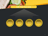 Healthy Snack PowerPoint Template#8