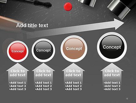 Makeup Mockup PowerPoint Template Slide 13