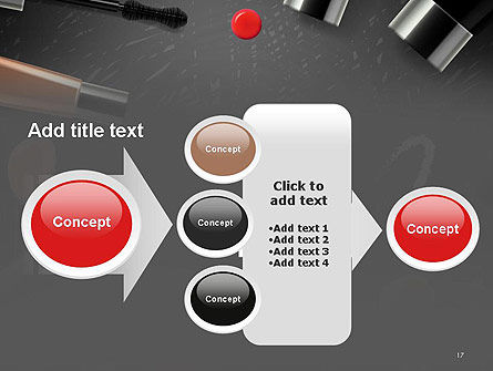 Makeup Mockup PowerPoint Template Slide 17