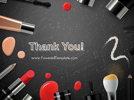Makeup Mockup PowerPoint Template Slide 20