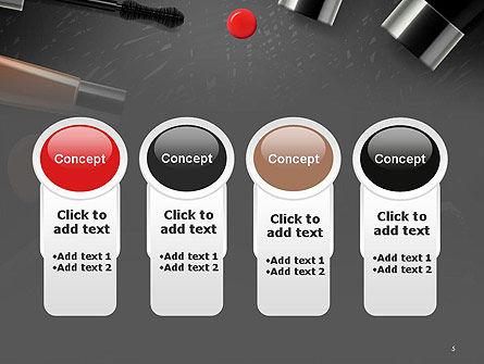 Makeup Mockup PowerPoint Template Slide 5