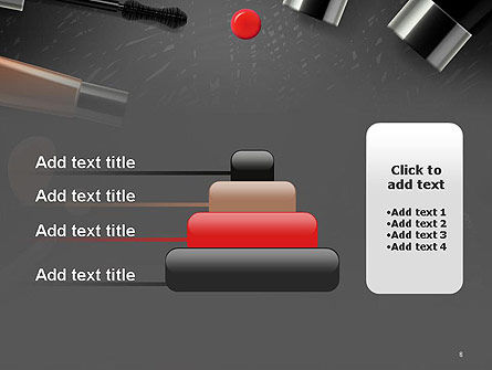 Makeup Mockup PowerPoint Template Slide 8