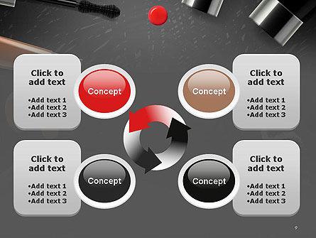 Makeup Mockup PowerPoint Template Slide 9