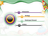 Science Award Certificate PowerPoint Template#3
