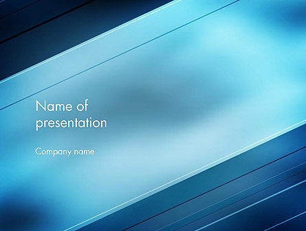 Abstract/Textures: Abstract Metal Background with Diagonal Lines PowerPoint Template #14194