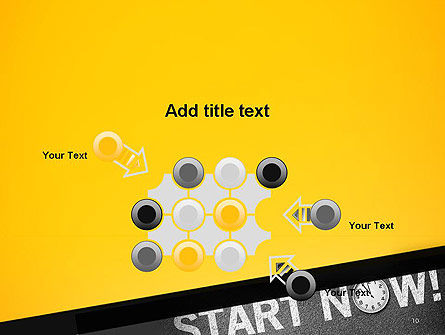 Start Now PowerPoint Template Slide 10