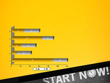 Start Now PowerPoint Template Slide 11