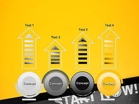 Start Now PowerPoint Template Slide 7