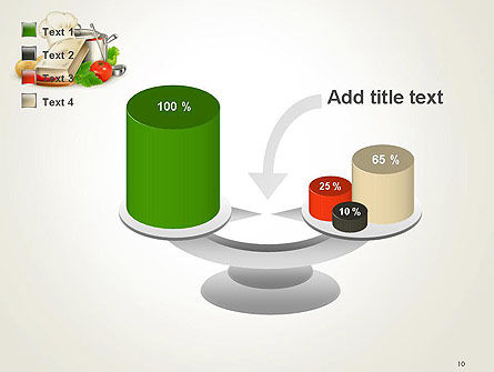 Cookbook PowerPoint Template Slide 10