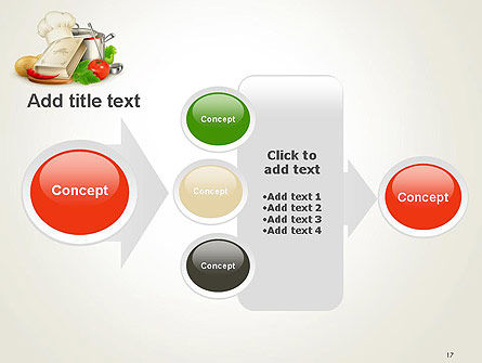 Cookbook PowerPoint Template Slide 17