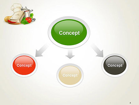 Cookbook PowerPoint Template Slide 4