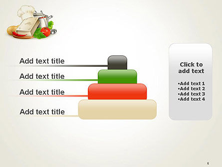 Cookbook PowerPoint Template Slide 8