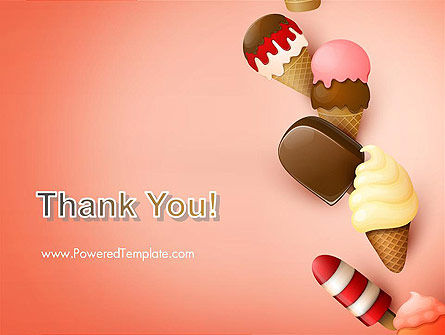 Ice Cream Madness PowerPoint Template Slide 20