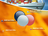 Sea Freight PowerPoint Template#10
