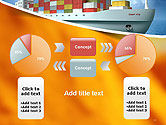 Sea Freight PowerPoint Template#11