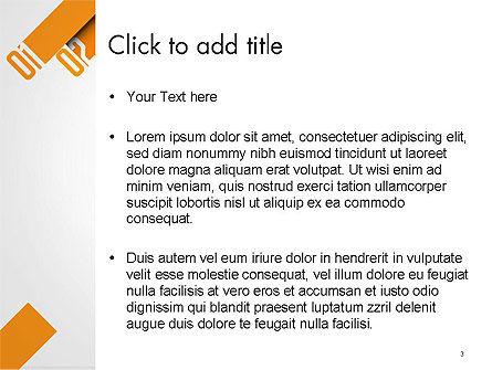 Four Options PowerPoint Template, Slide 3, 14229, Business Concepts — PoweredTemplate.com