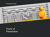 Legal: Osloconfrontatie PowerPoint Template #14236