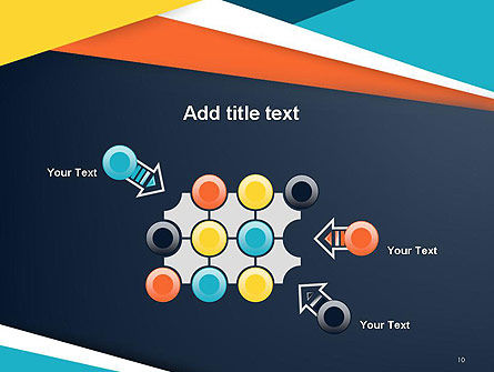 Geometric Shapes Abstract PowerPoint Template Slide 10