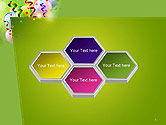 Happy Birthday Background PowerPoint Template#5